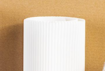 SIngle faced corrugated paper for food contact